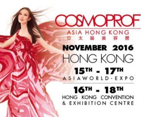 IPRA Fragrances - Cosmoprof Asia 2016